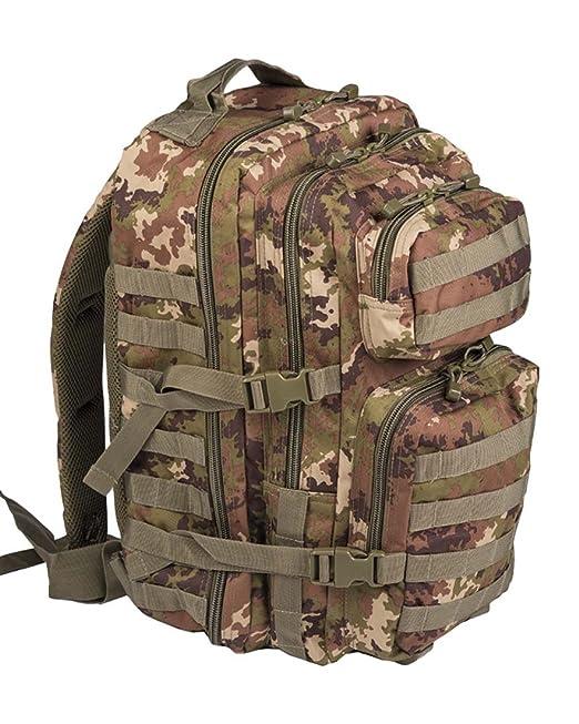 332 opinioni per Zaino piccolo US Assault Pack Laser Cut