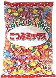 川口製菓 こつぶミックス 1kg(個装紙込み)