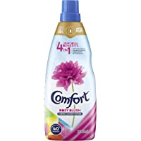 Comfort 4 in 1 Fabric Conditioner Rosy Blush, 800ml