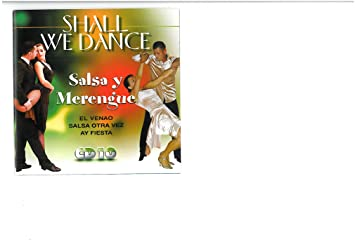 Shall we dance-Salsa y merengue