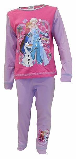 TDP Textiles / Frozen - Pijama - Relaxed - Manga Larga - para niña 18 Meses