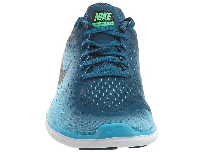Nike Flex 2017 RN (GS) 904236-400- , Bleu