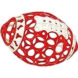 Oball - Football (Red/White)
