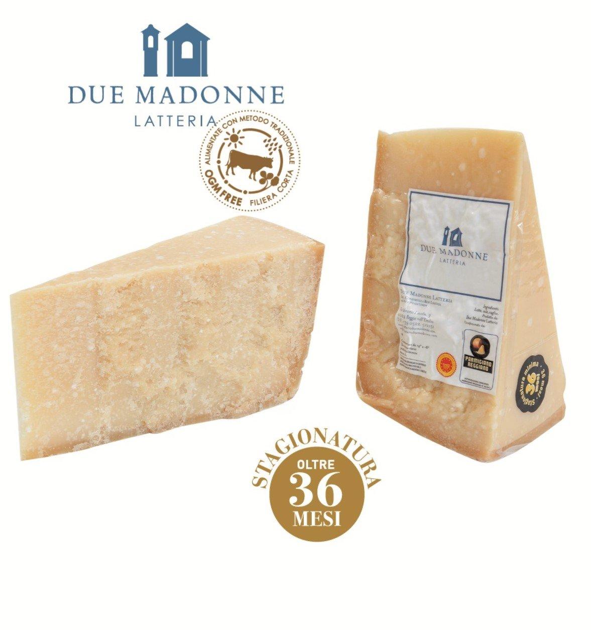 Parmigiano Reggiano 36 Monate 1 kg.: Amazon.de: Lebensmittel & Getränke
