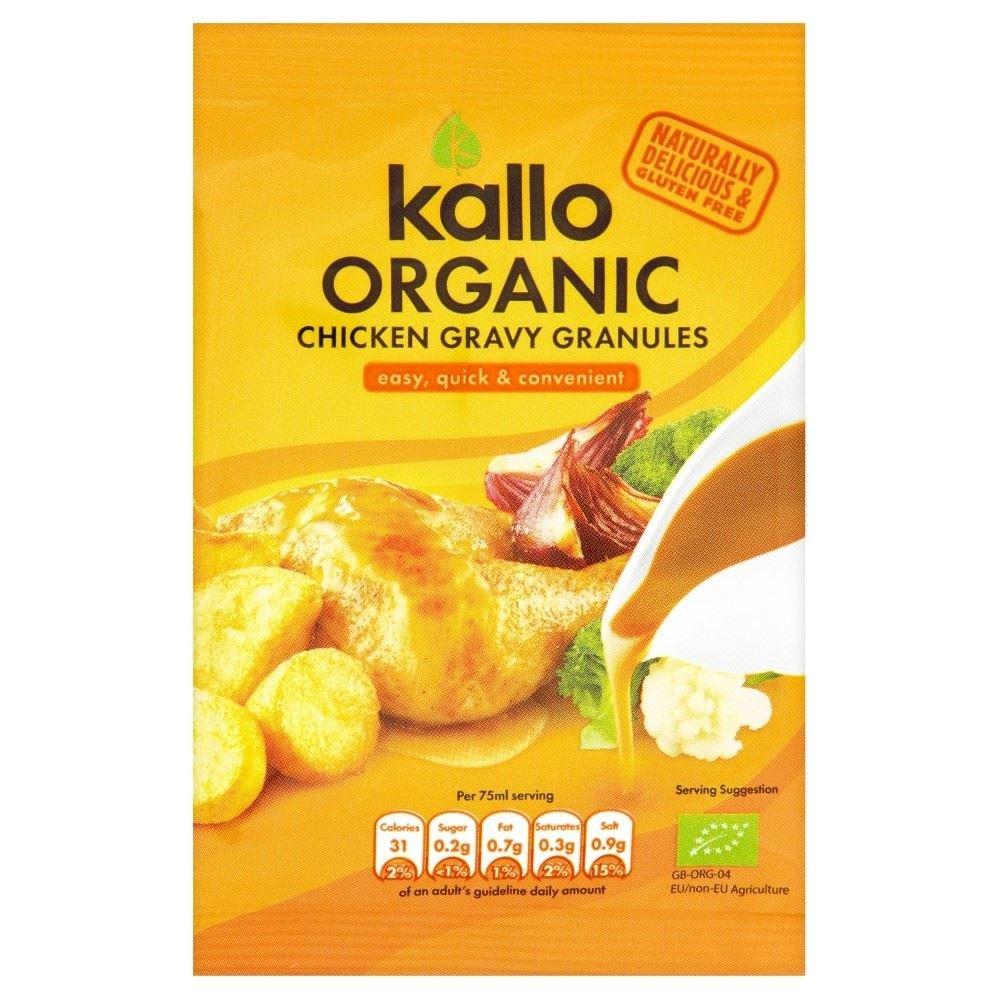 Kallo Organic Chicken Gravy Granules (35g) - Pack of 6