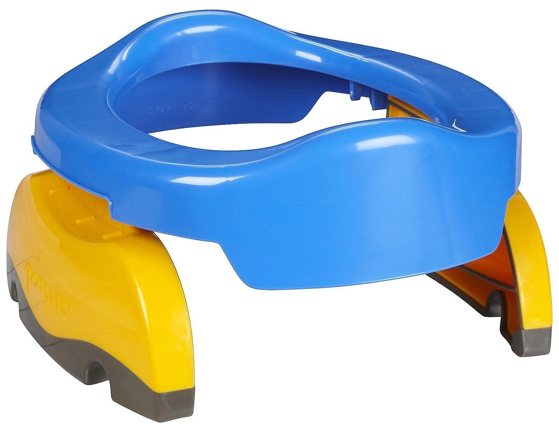 Aquarius Higiene 2 en 1 azul azul//amarillo Orinal de viaje