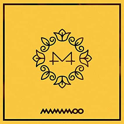 f6ee4bd106b0aa MAMAMOO - Yellow Flower (6th Mini Album) CD+Booklet+Photocard+Folded Poster+ Free Gift: Amazon.co.uk: Kitchen & Home