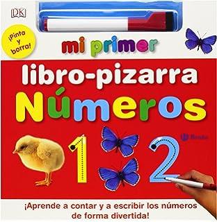Mi primer libro-pizarra. Letras Castellano - A Partir De 3 ...