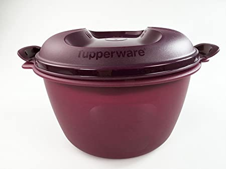 Tupperware Microondas Arroz de Meister 3,0 L Lila Grande Arrocera ...
