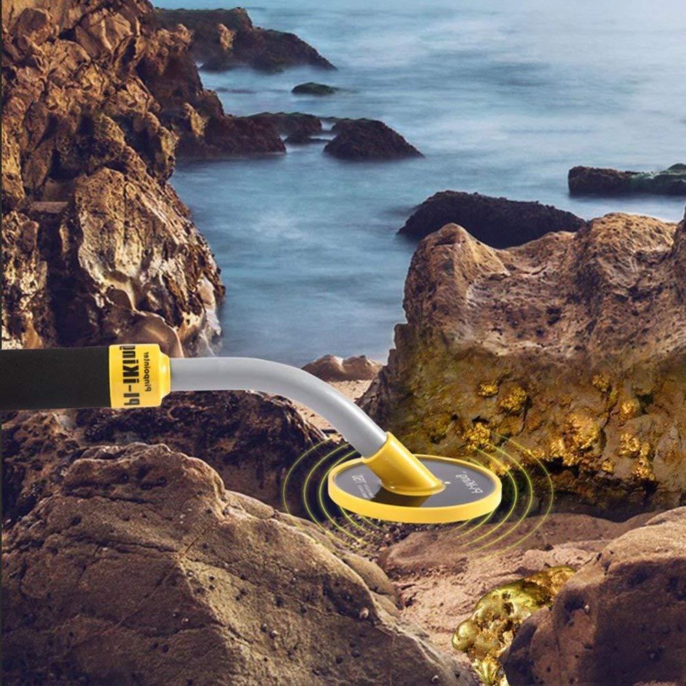 PI-iking 750 D/étecteur de m/étaux 30 m /étanche sous-marin d/étecteur de m/étaux haute sensibilit/é impulsion induction /à la main