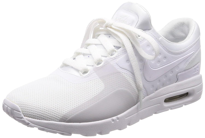 A buon mercato all'ingrosso Nike Donne Air Max Zero Scarpe da corsa Bianco/Bianco Pure Platinum
