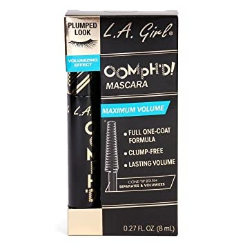 L.A. Girl Oomphd Super Black Mascara
