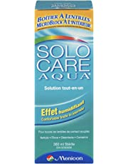 Solocare Aqua All in One Contact Lens Solution 360-Milliliter