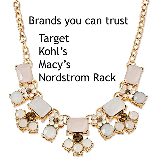 4a81248a17 Amazon.com  Target Major Department Store Fashion Jewelry Wholesale Lot  (100 PK Assorted Jewelry)  Jewelry
