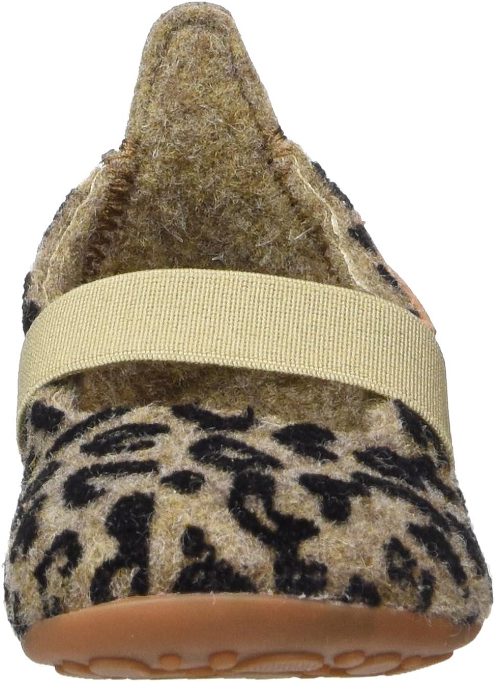 Bisgaard M/ädchen Wool Ballet Slipper