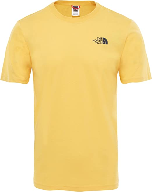 The North Face M S/S Red Box tee Camiseta, Hombre: Northface: Amazon.es: Ropa y accesorios