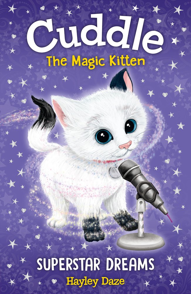 Download Cuddle the Magic Kitten Book 2: Superstar Dreams pdf
