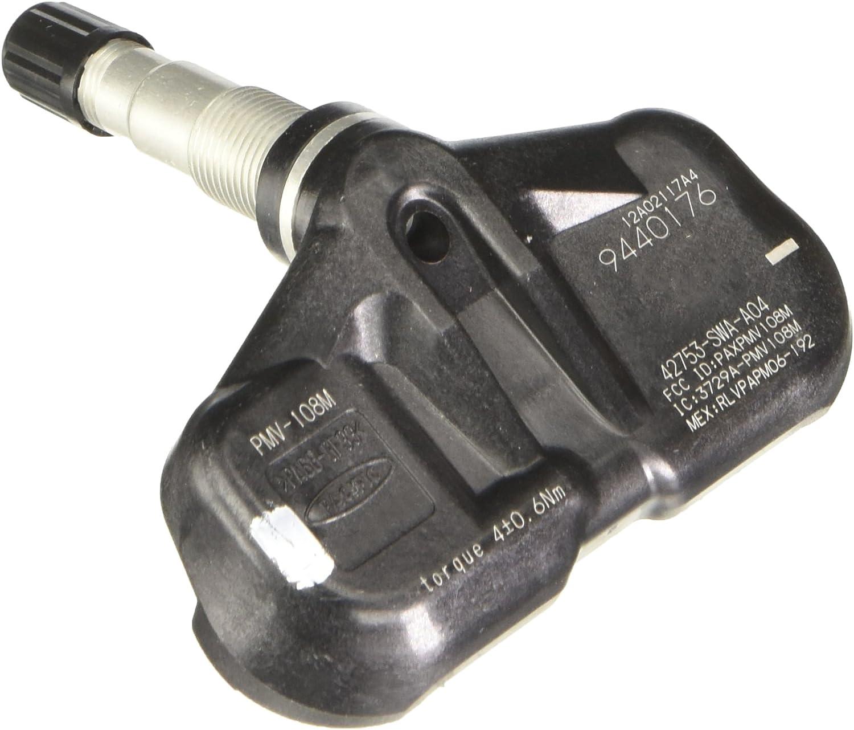 Complete Genuine OEM Honda TPMS Tire Pressure Sensor /& Service Kit 42753-SHJ-A53