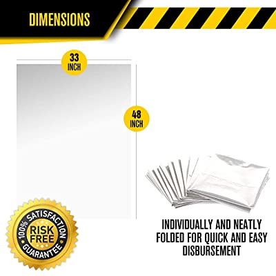 """42 Gallon UltraSac Contractor Bags Value 50 Pack 2/'9/"""" X 4/' 3 mil"""