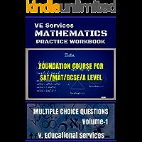 MATHEMATICS WORK BOOK FOR SAT MAT GCSE IIT-JEE