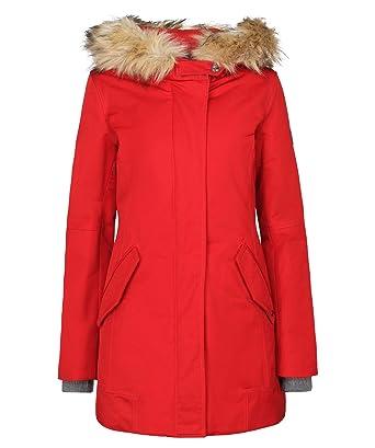 Marc OPolo 709015971119, Abrigo Para Mujer, Rojo (Rowan Berry 366 ...