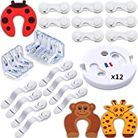 Veiligheidsset voor baby's (TYPE A)