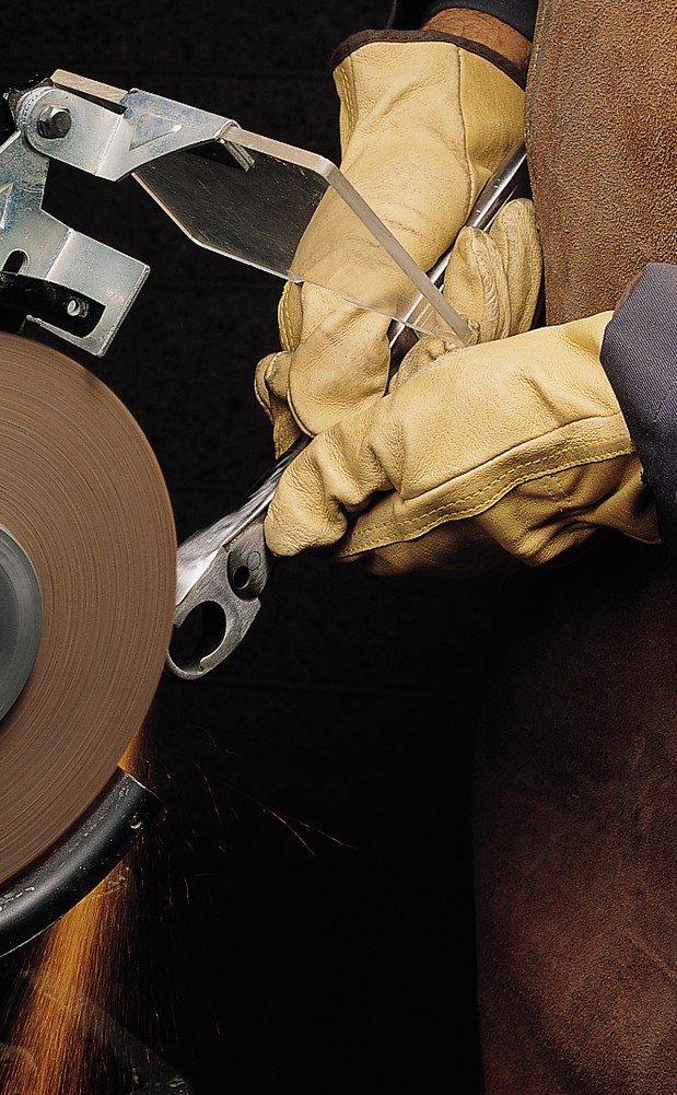 5A Fine Grit 1//4 Arbor 4 Diameter x 1//4 Width 1//4 Arbor 3MIA9 048011015781 Scotch-Brite Cut and Polish Unitized Wheel Pack of 20 4 Diameter x 1//4 Width Aluminum Oxide 12100 rpm