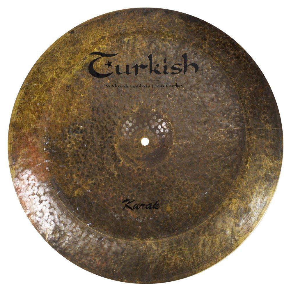 Turkish Cymbals Custom Series 18-inch Kurak China * K-CH18   B072TPYPRB