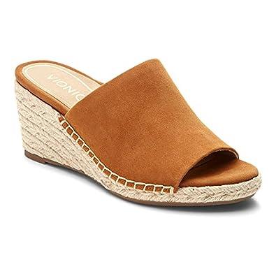 1f1b8aef46 Amazon.com | Vionic Womens Kadyn Wedge Sandal | Platforms & Wedges
