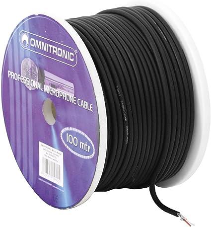 per metro Singolo schermato wire del cavo per audio