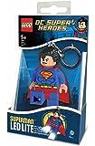 Lego 90008 - Minitaschenlampe DC Super Heroes, Superman, ca. 7,5 cm
