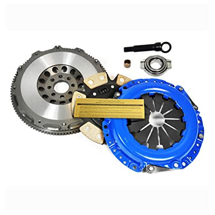 Amazon.com: EF STAGE 3 CLUTCH KIT+FLYWHEEL fits G20 NISSAN 200SX NX SENTRA SE-R 2.0L SR20DE: Automotive