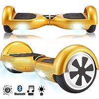 Magic Vida 6.5'' Self Balance Scooter Bluetooth UL2272 Elektroroller Elektroscotter E-Balance E-Skateboard mit Tasche Fernbedienung