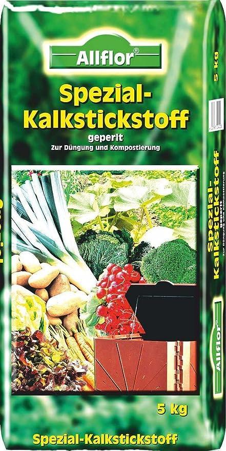 allflor especial de cal – bodenverbesserer verduras Cultivo: Amazon.es: Jardín