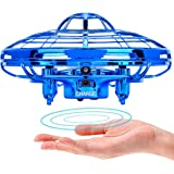 POWERbeast Drones for Kids,Flying Toys for Boys Girls Gifts,Obstacle Avoidance,360°Rotation,Hand Controlled Mini Drone for Beginner with 2 Hover Speed Adjustment,Boys Toys
