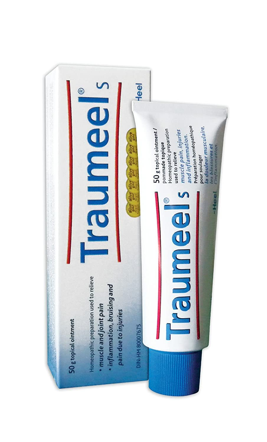 Homeopathic preparation Traumeel C