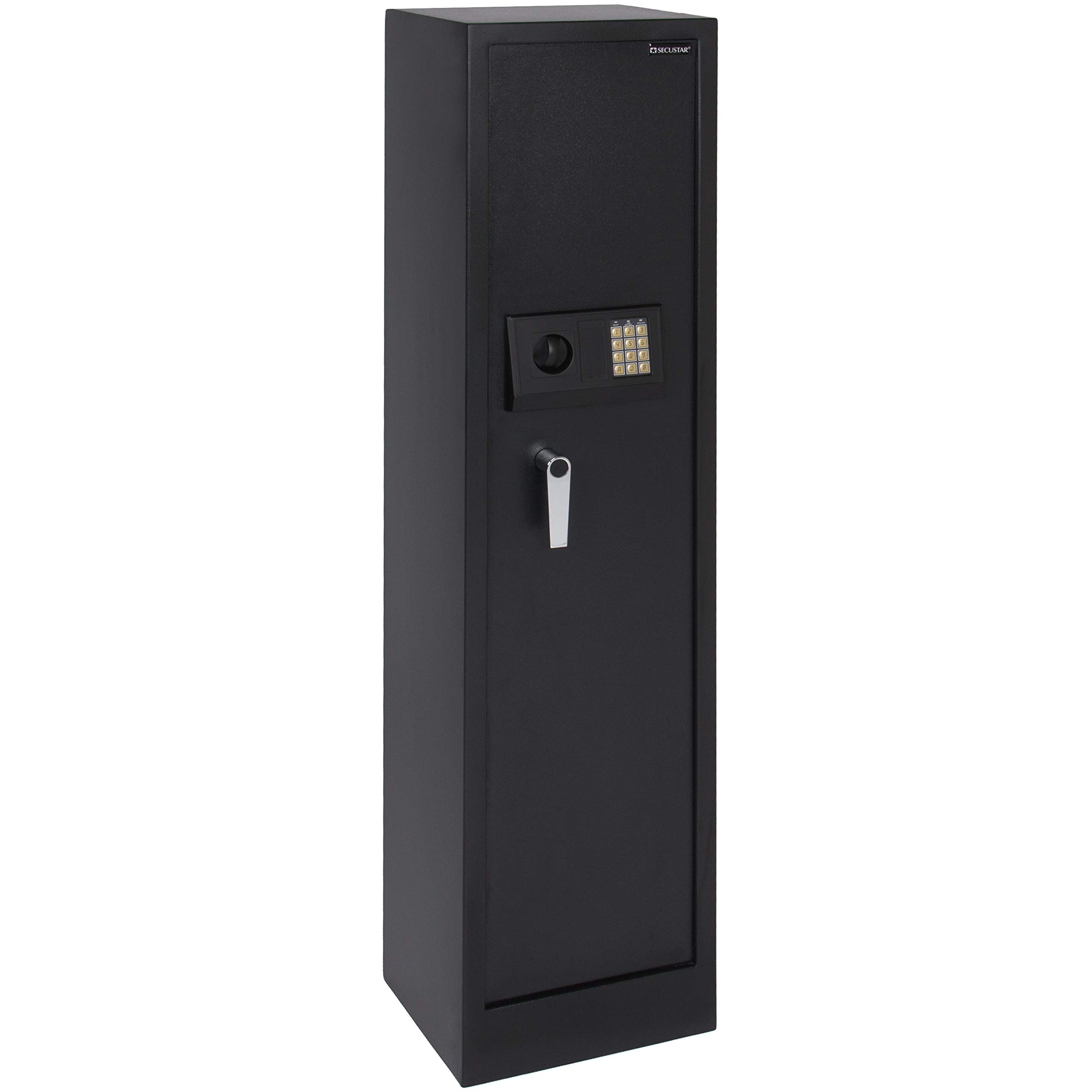 Best Choice Products Steel Electronic Storage Safe for Firearms, Valuables w/Digital Keypad, Keys, Padded Interior by Best Choice Products