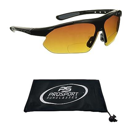 faaf26d1e1 proSPORTsunglasses Bifocal Sun Reader Sunglasses 3.00 for Motorcycle  riding
