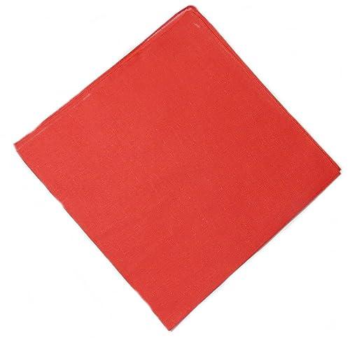 Bandana Foulard nikki panno cotone molti colori tinta unita colori a scelta