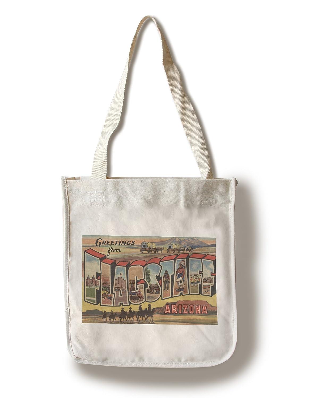 割引クーポン Greetings from B0182QYFKO Flagstaff、アリゾナ 15oz Mug LANT-3P-15OZ-WHT-6500 B0182QYFKO Canvas Bag Tote Tote Bag Canvas Tote Bag, トライテック 通販部:0327b75a --- podolsk.rev-pro.ru