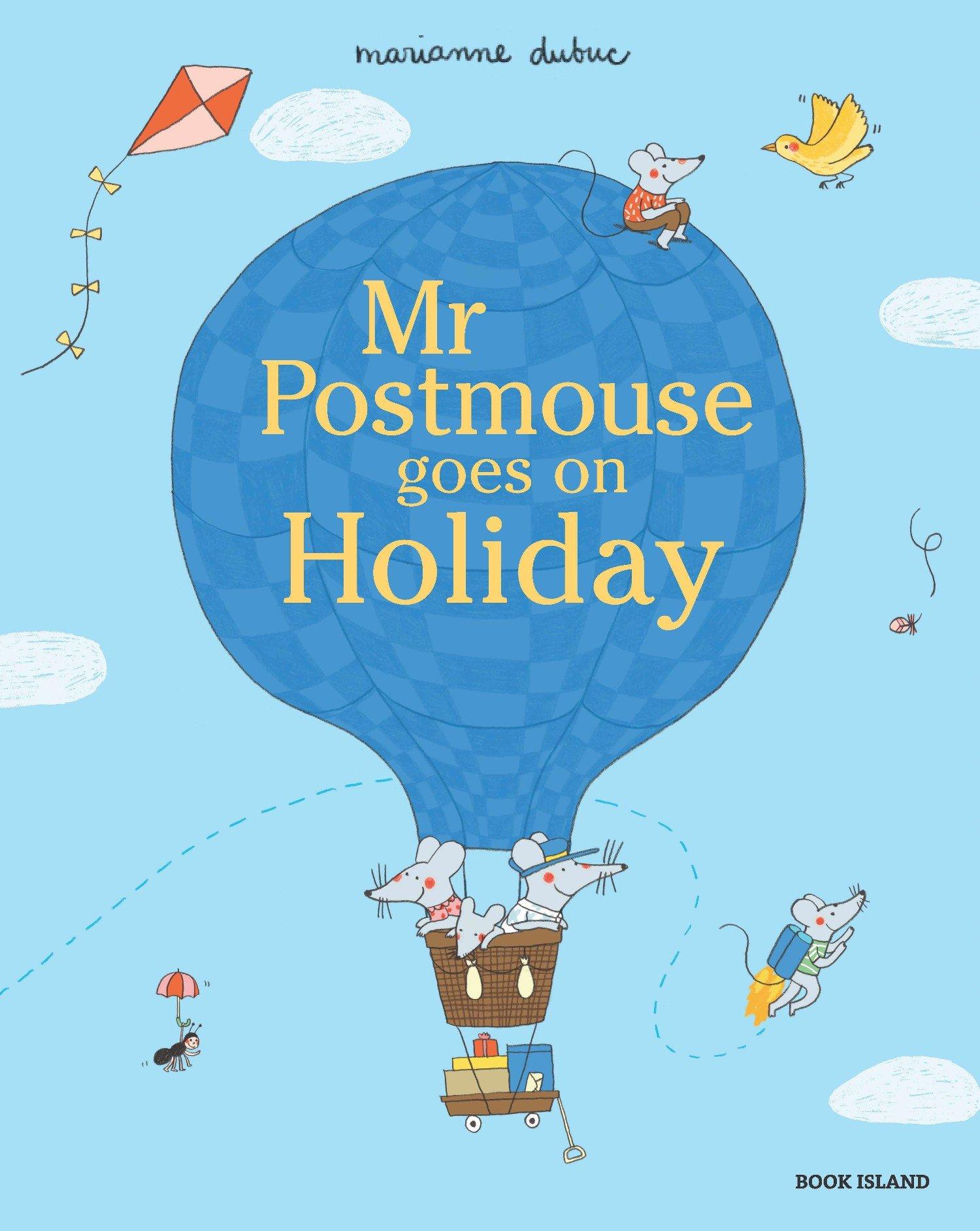 Download Mr Postmouse Goes on Holiday pdf epub
