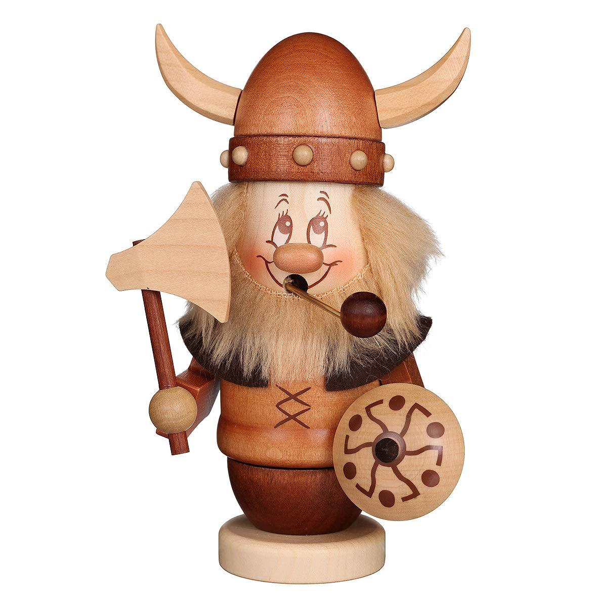 Räuchermann Miniwichtel Wikinger B003I879D2 Zierschmuck