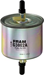 FRAM G3802A In-Line Fuel Filter