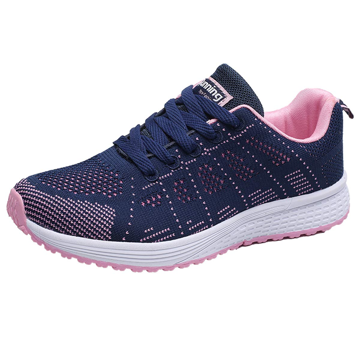 xuanyu Women Gym Shoes Lightweight Breathable Fashion Walking Sneakers Tennis Athletic Jogging Sport Fitness Golf Running Shoes