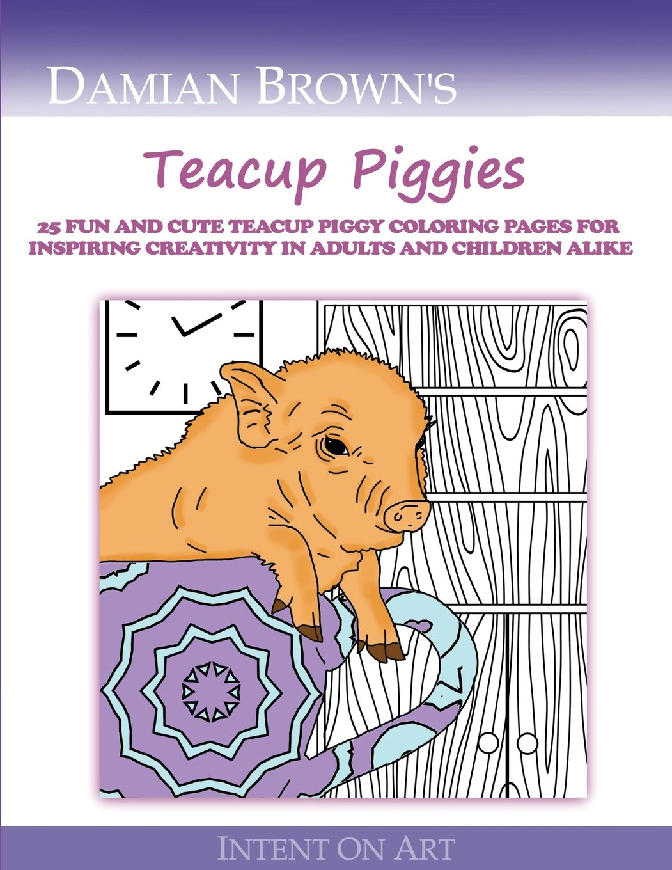 Honey Lemon Teacup Coloring Page - Get Coloring Pages | 1360x1051