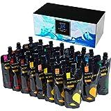 MEEDEN Acrylic Paint Set of 24 Colors/Pouches (120 ml/4.06 oz.) Vibrant Colors Rich Pigments Non-Toxic Acrylic Paints…