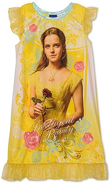Amazon.com: Disney Princess Girls Fantasy Gown Nightgown Pajamas ...