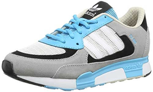 official photos db222 b8b43 adidas Originals Mens ZX 850-6 Trainers D65236 Aluminum Running White  FTW Samba