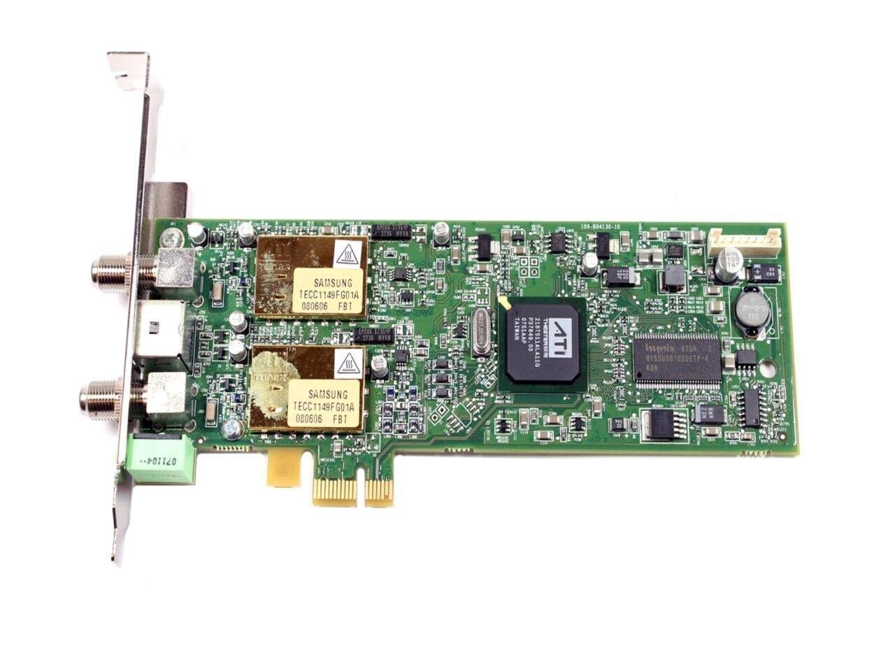 Genuine Dell ATI NW823, DN804 Theater TV Television Wonder HD 650 Combo PCI-Express PCI-E Full Height TV Tuner Card Compatible Part Numbers: NW823, DN804 Compatible Model Numbers: B041, CN-0NW823, ATI-102-B041(B)