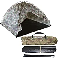 Kids Army Combat Play Camping Garden Dome Festival Travel Tent Den BTP Army Camo
